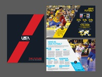 USA Futsal brochure 2