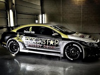 Rockstar Energy DrInk - BTCC race car livery
