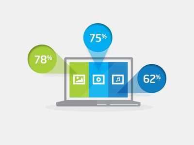 IT Company infographics 2