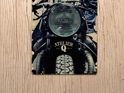 AtelierQ Branding 2