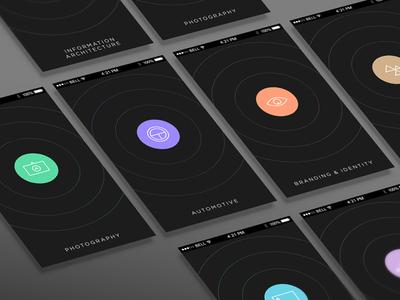 SJQHUB™ // Visual Data infographics (New iconset)