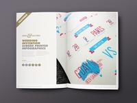 Wedding Infographics (Portfolio layout)