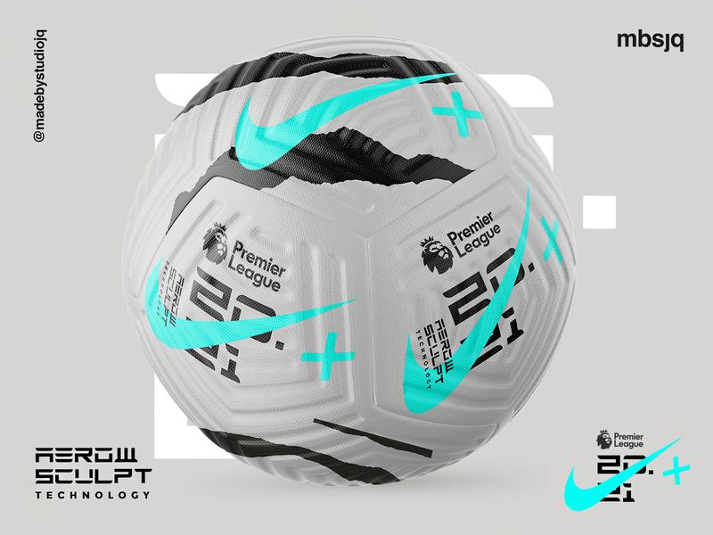 Nike Flight X MBSJQ texture design illustration typography 3d art branding football 3d nike
