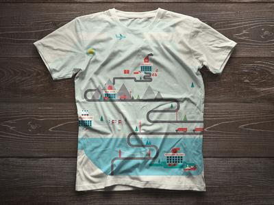 The Engine Room (Tshirt)