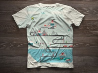 The Engine Room (Tshirt)