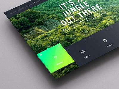 Studiojq2013 dashboard weather jungle
