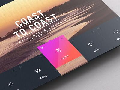 Weather Dashboard / Global Outlook (3) weather waves beach weather app pattern weather dashboard ui ux summer pink gradient portal