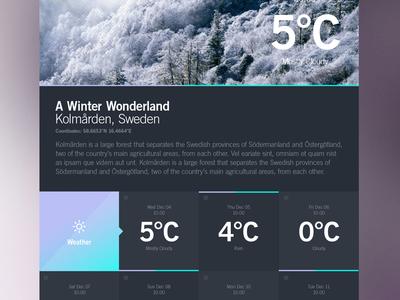 Weather Dashboard / WWL (Stage 2)