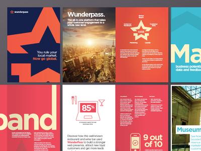 Wunderpass // Branding & Brochure