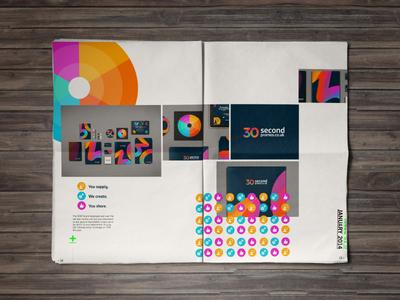 2014 // 30SP layout