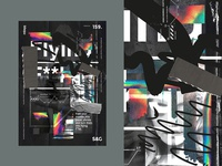 Show&Go2020™ | 159 | Flying F**ks poster design poster