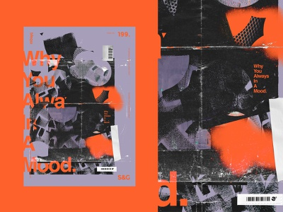 Show&Go2020™ | 199 | Mood poster art collage photoshop adobe posterdesign poster