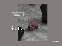 Softies satisfying mbsjq 3d art 3d motion animation octane render octanerender cinema 4d