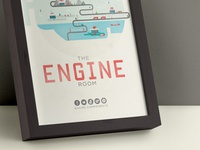 The Engine Room (Poster)