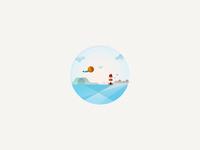 Sunny Island (Icon 12)