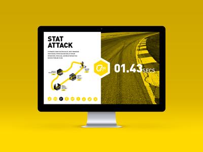 Motorsport project // Web design