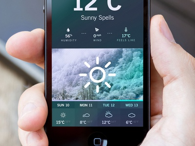 Weather App // Global Outlook