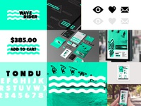 WAVERIDER // Branding Deck