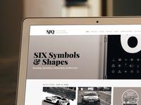 STUDIOJQ Website // Branding
