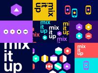 Mix it up // Branding Deck