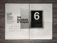Branding // SIX layout