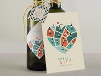 Wine City Branding