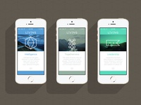 App screens 2