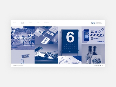 Minimalism (Work) icon bristol mono ux clean type ui web portfolio studio website