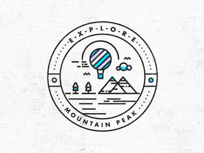 Ain't No Mountain High Enough // Badge