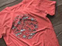 E-X-P-L-O-R-E // T-shirt