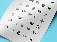 W Logomarks