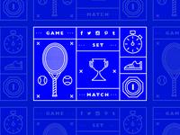 Game, Set, Match.