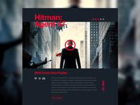 Movie Dashboard // Hitman: Agent 47