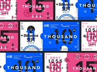 Dribbble & Behance Tickets