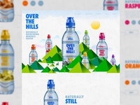 Over The Hills // Landing Page