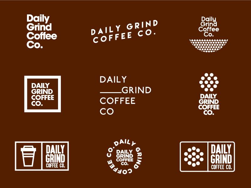 Coffee Logos By MadeByStudioJQ