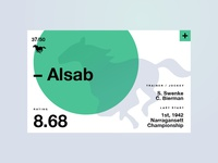 Giddy+Up // Form Card (Layout 2)