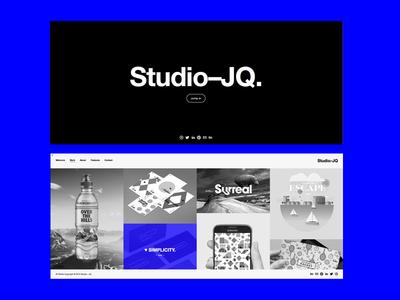 Mono featuring Blue simple wordpress icon bristol mono clean type ui web portfolio studio website