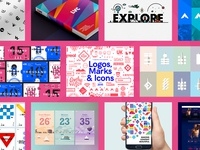 It's worth a shot! Dribbble 2015 Collection