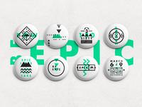 >>> BE EPIC <<< Badges