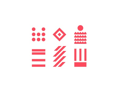 Shapes illustration branding type 2015 icons marks logos logo