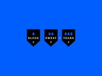 Blood, Sweat + Tears