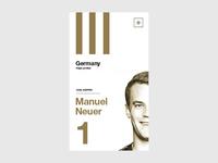 UEFA EURO 2016 // Manuel Neuer