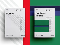 Poland V Northern Ireland