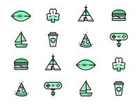 ∆ Fun icons | Part III ∆