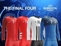 The Final Four // Retro Kit Collection