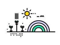 ∆ Watch my garden grow | Part II ∆