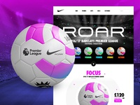 Nike ROAR® | Website