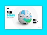 Nike ROAR® | POWER Ui