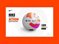 Nike ROAR® | ACTION Ui